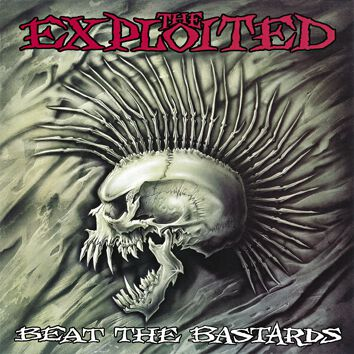 The Exploited Beat The Bastards 2-LP Standard