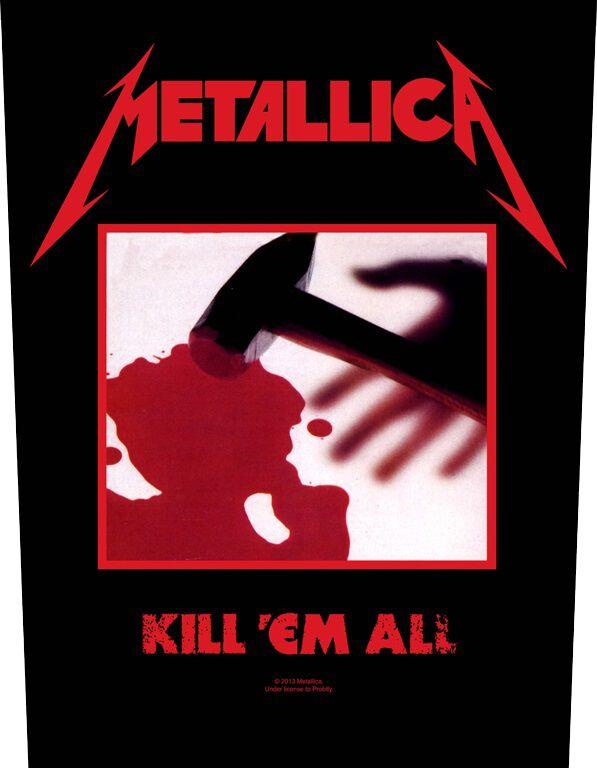 Metallica Kill  Em All - None - Standard
