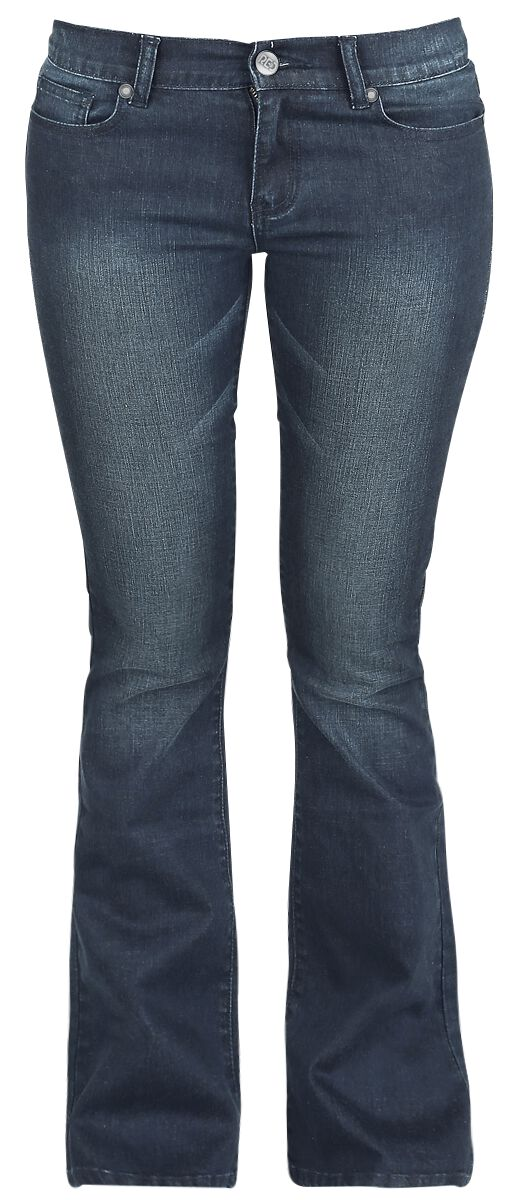 RED by EMP Grace (Boot-Cut) Girl-Jeans dunkelblau