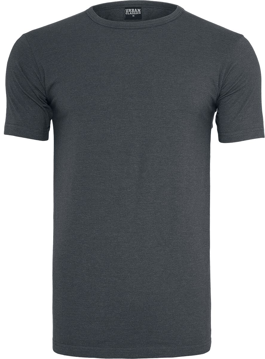 Image of   Urban Classics Fitted Stretch Tee T-Shirt koks