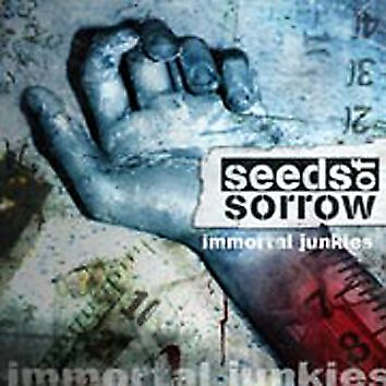 Seeds Of Sorrow Immortal Junkies CD Standard