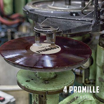 Image of   4 Promille Vinyl CD standard