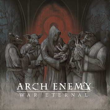 Image of   Arch Enemy War eternal CD standard