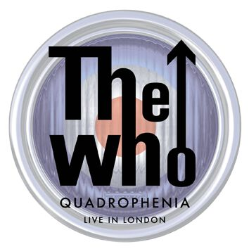 Image of The Who Quadrophenia - Live in London 2-Blu-ray & DVD & 2-CD Standard
