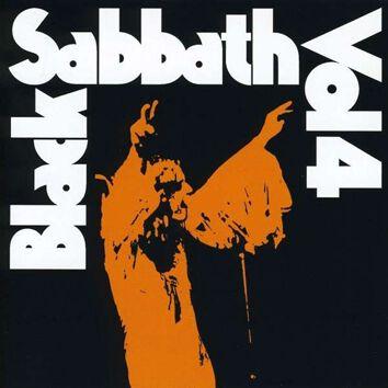 Image of   Black Sabbath Black Sabbath Vol. 4 CD standard