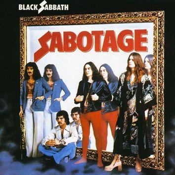 Image of   Black Sabbath Sabotage CD standard