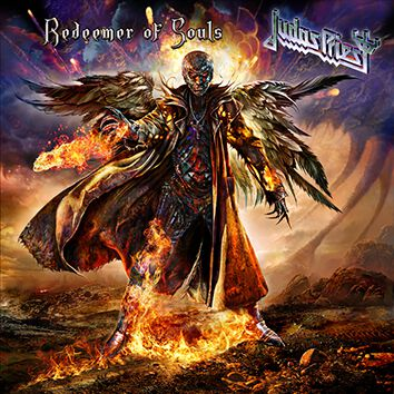 Image of   Judas Priest Redeemer of souls 2-CD standard