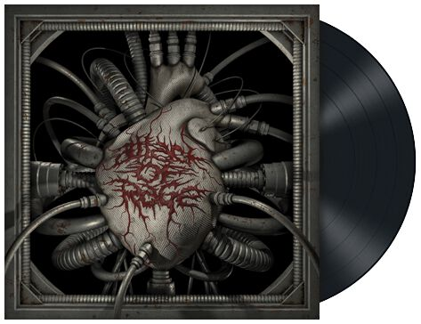 Image of   Attack Of Rage/Contrastic Attack of Rage/Jařmo SPLIT LP Standard
