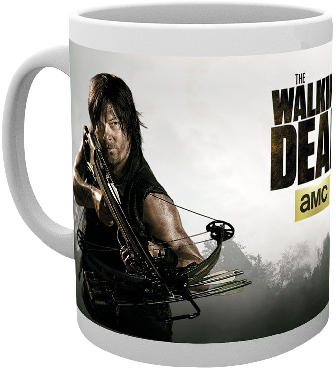 Image of   The Walking Dead Daryl Dixon Krus Standard