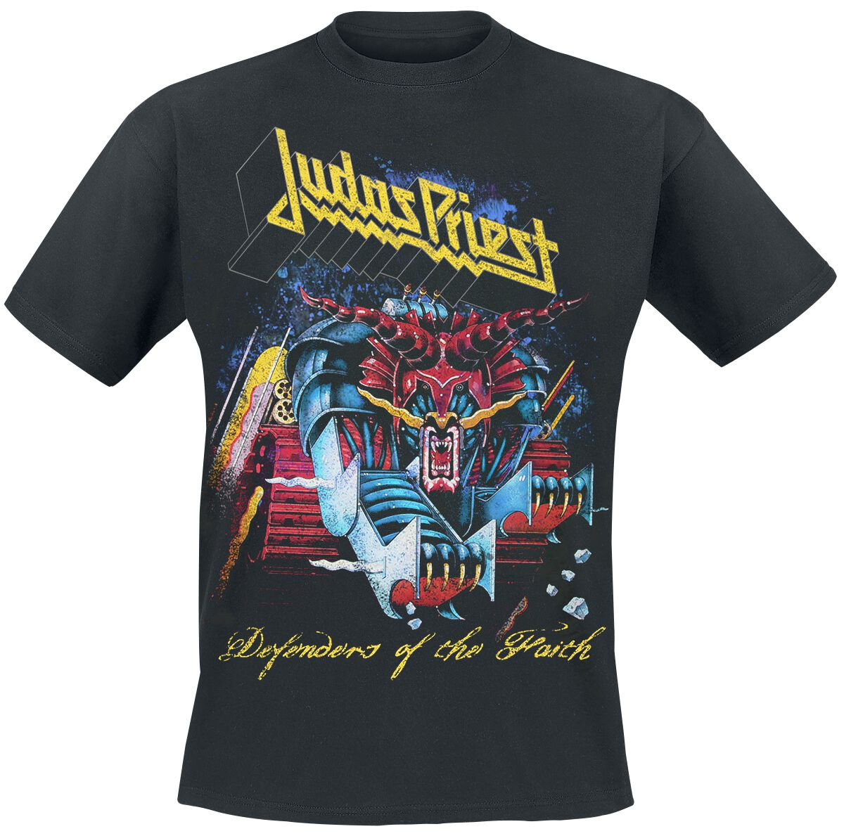 Image of   Judas Priest Defenders Of The Faith T-Shirt sort