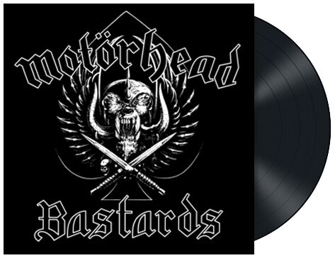 Image of   Motörhead Bastards LP standard
