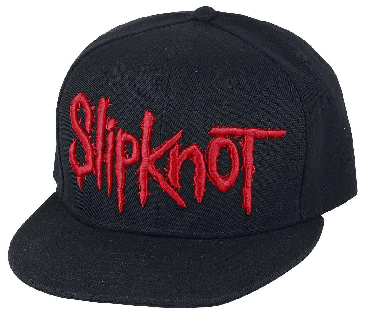 Image of   Slipknot Logo Snapback Cap sort
