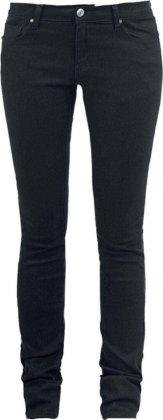 RED by EMP Skarlett (Slim Fit) Girl-Jeans schwarz
