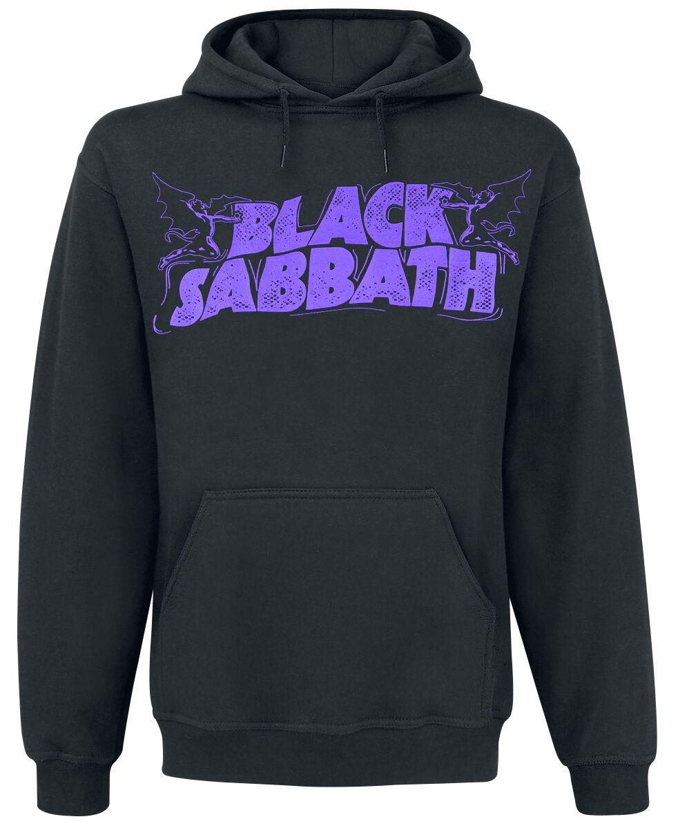 Zespoły - Bluzy z kapturem - Bluza z kapturem Black Sabbath Lord Of This World Bluza z kapturem czarny - 287672