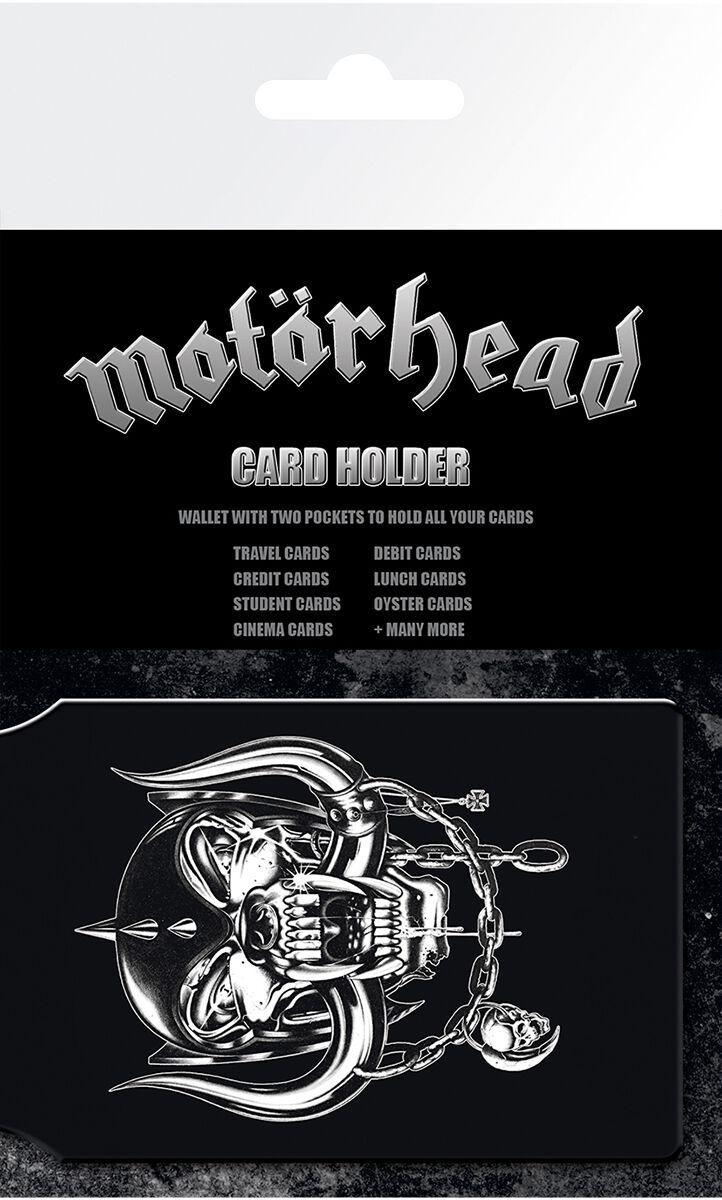 Motörhead England Card Holder Standard