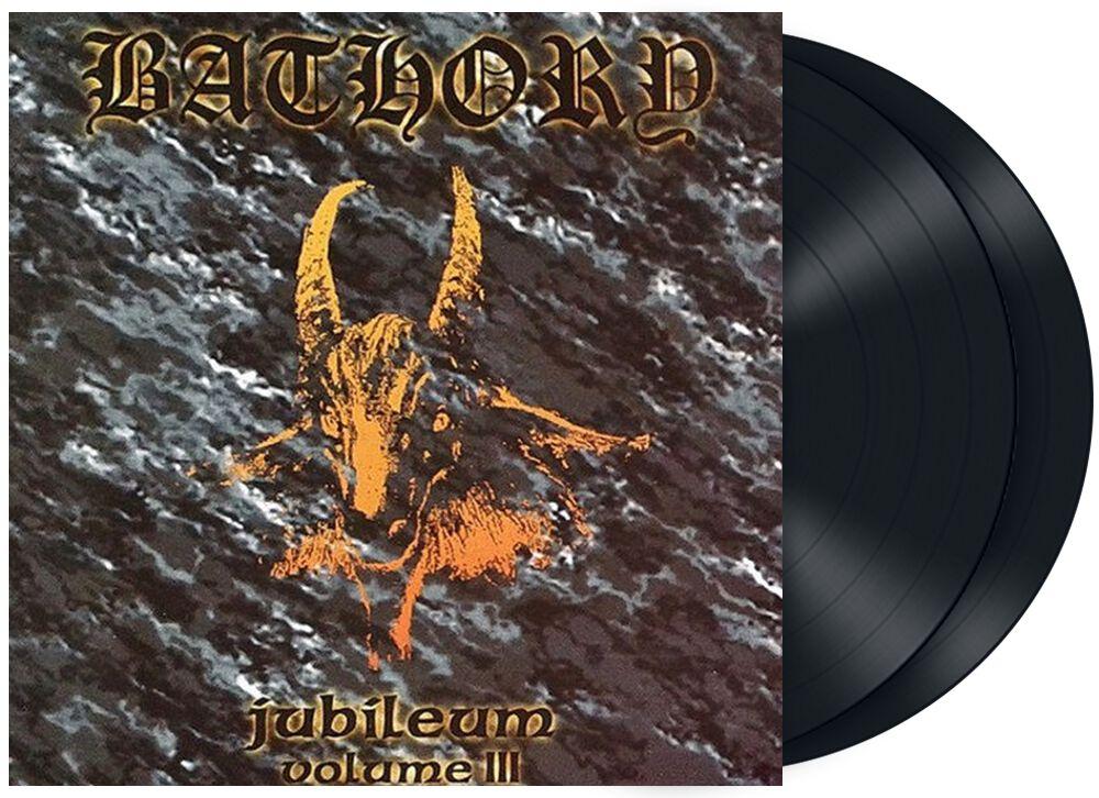 Bathory Jubileum Vol.III  LP  schwarz