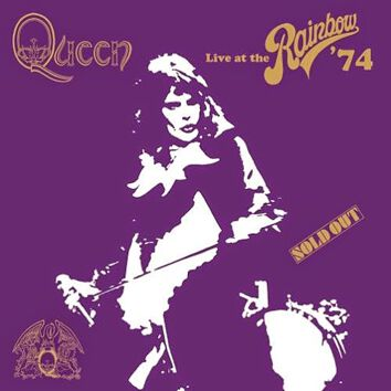 Image of   Queen Live at the rainbow CD standard