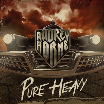 Audrey Horne Pure heavy CD Standard