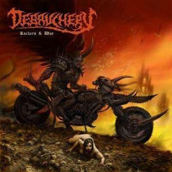 Debauchery  Rockers & War  CD  Standard