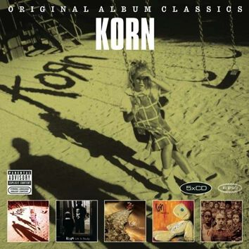 Image of   Korn Original album classics 5-CD standard