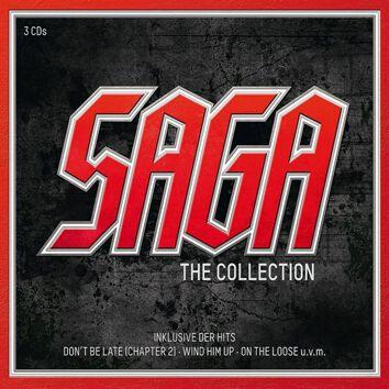 Saga The collection 3-CD Standard
