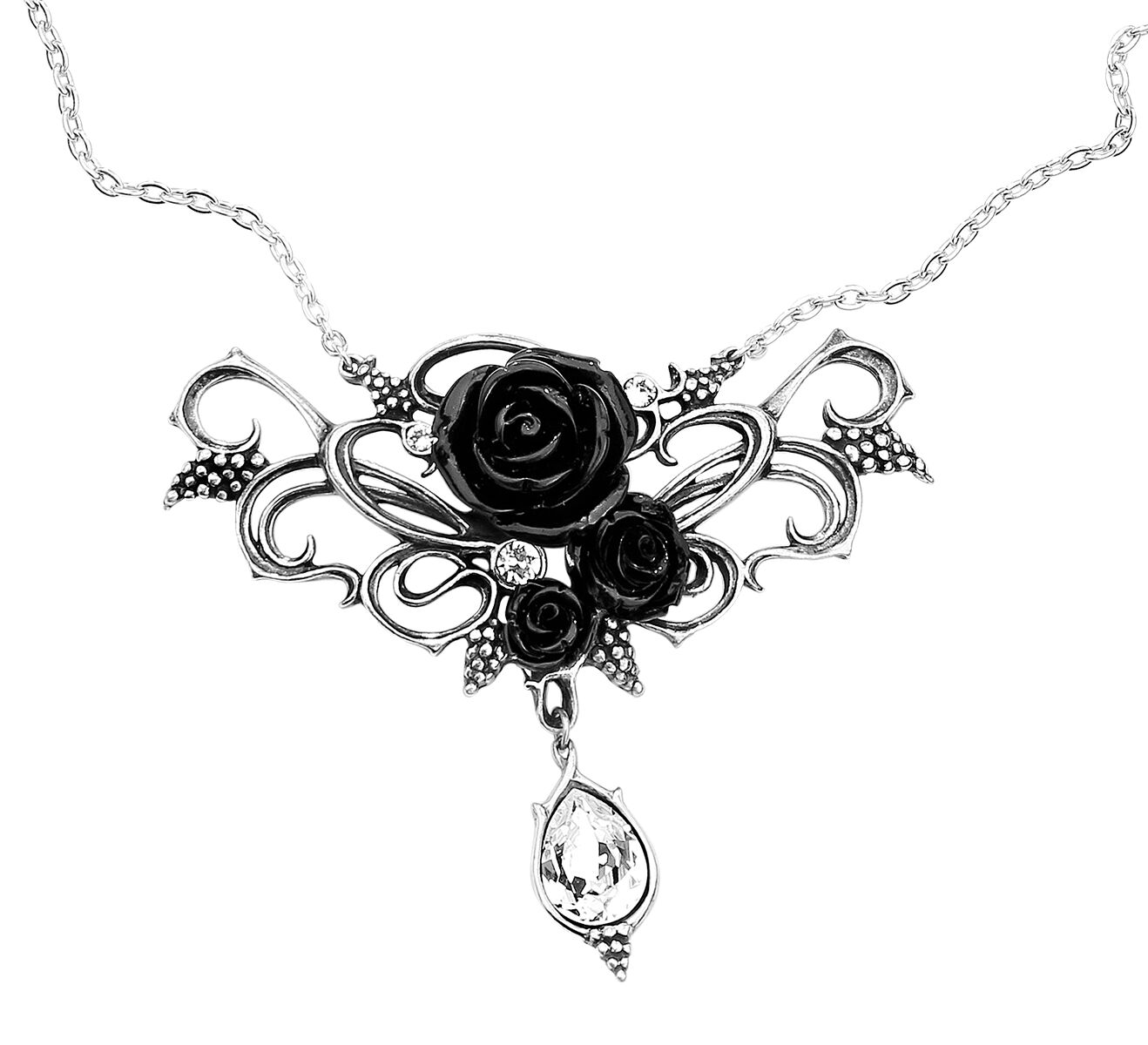 Image of   Alchemy Gothic Bacchanal Rose Halskæde Standard