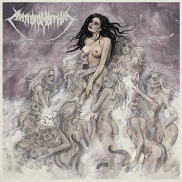Image of Antropomorphia Rites ov perversion CD Standard