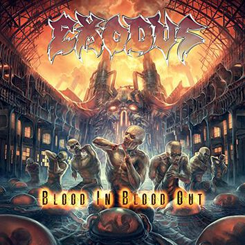 Image of   Exodus Blood in blood out CD standard