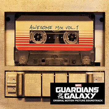 Image of   Guardians Of The Galaxy Awesome Mix Vol.1 CD standard