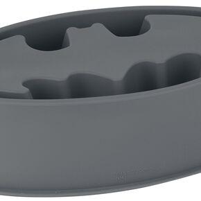 Batman Logo Moule à gateau gris