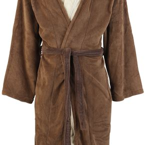 Star Wars Jedi Peignoir marron/beige