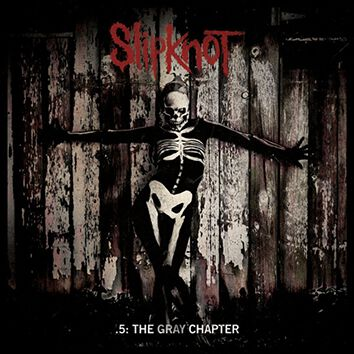 Image of   Slipknot .5: The Gray chapter CD standard