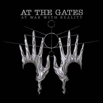 At The Gates At war with reality CD standard