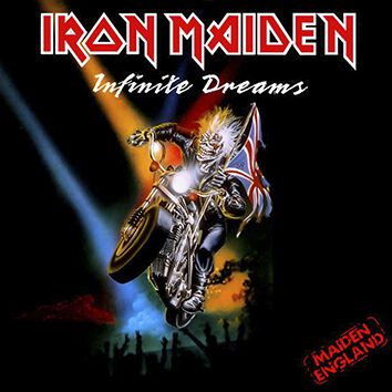 Image of   Iron Maiden Infinite dreams (Live) 7 inch-SINGLE standard
