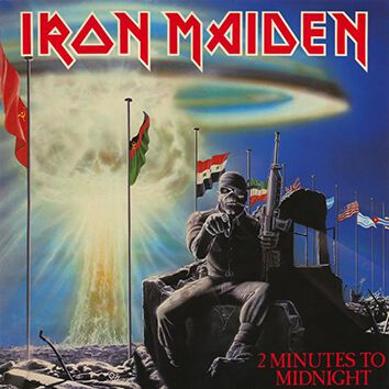 Image of   Iron Maiden 2 Minutes to Midnight 7 inch-SINGLE standard