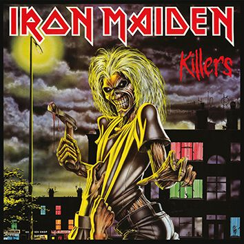 Image of   Iron Maiden Killers LP standard