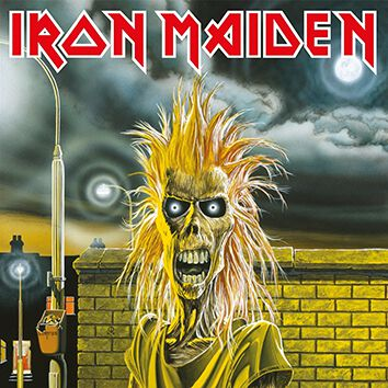 Image of   Iron Maiden Iron Maiden LP standard