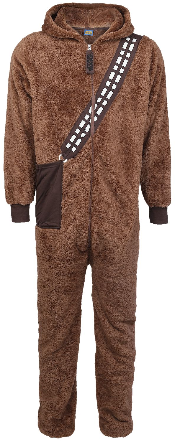 Image of   Star Wars Chewbacca Jumpsuit brun