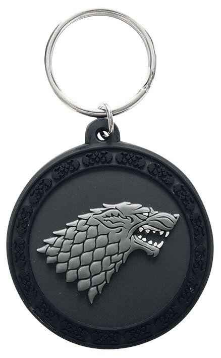 Image of   Game Of Thrones House Stark Nøglering Standard