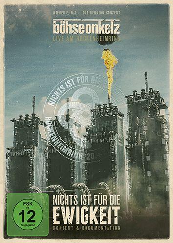 Image of   Böhse Onkelz Nichts ist für die Ewigkeit - Live am Hockenheimring 2014 2-DVD standard
