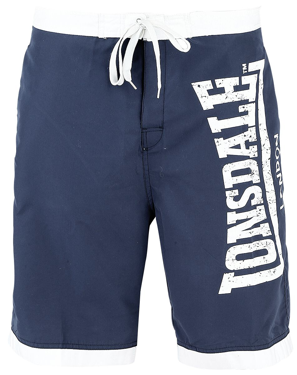 Image of Lonsdale London Clennel Badeshorts blau