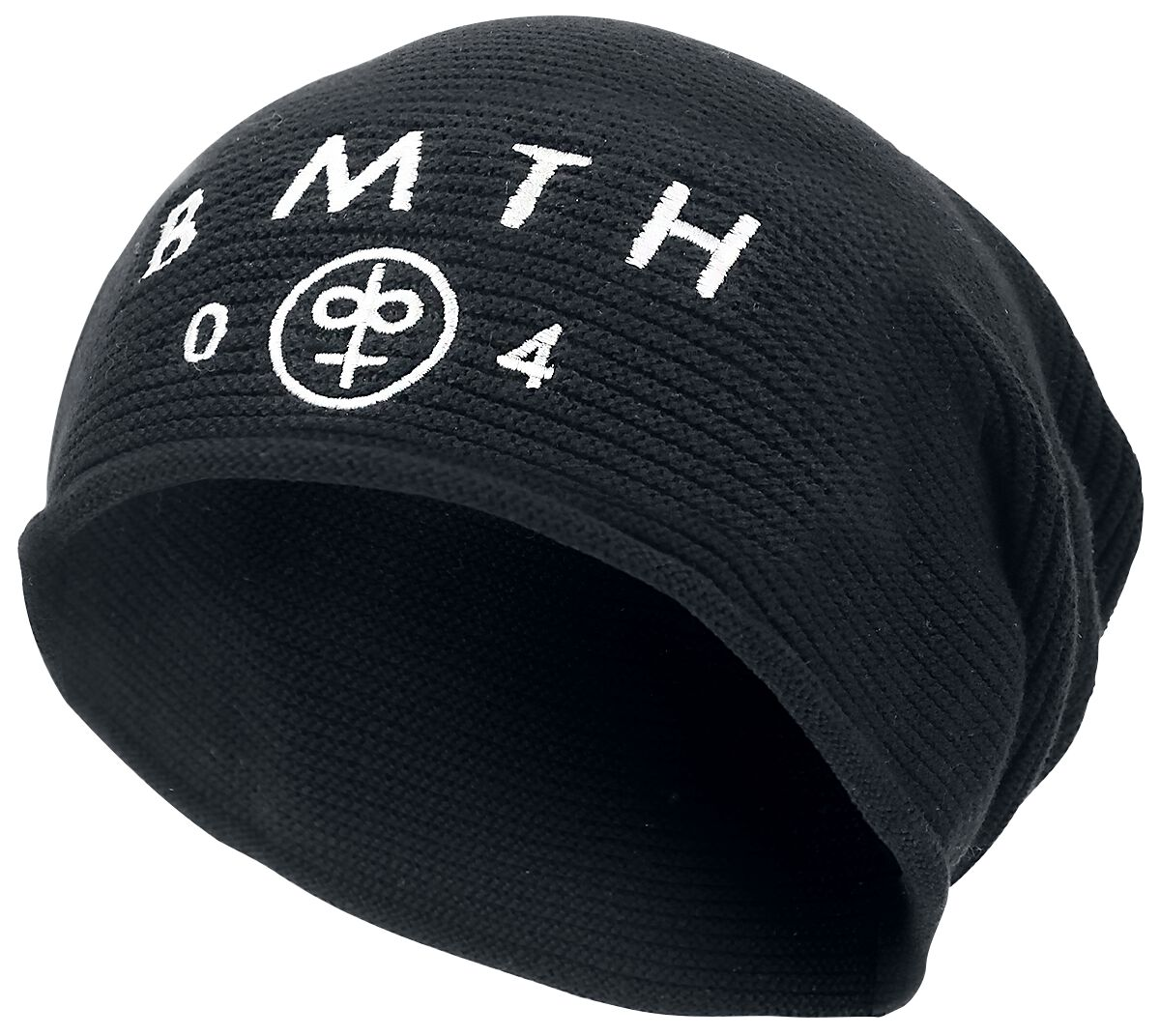 Image of   Bring Me The Horizon Logo Beanie sort