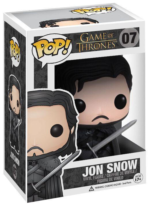 Image of   Game Of Thrones Jon Snow Vinyl Figure 07 Samlefigur Standard