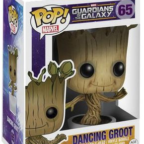 Figurine Pop! Groot Dansant Les Gardiens de la Galaxie - Marvel