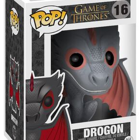 Game Of Thrones Figurine En Vinyle Drogon 16 Figurine de collection Standard