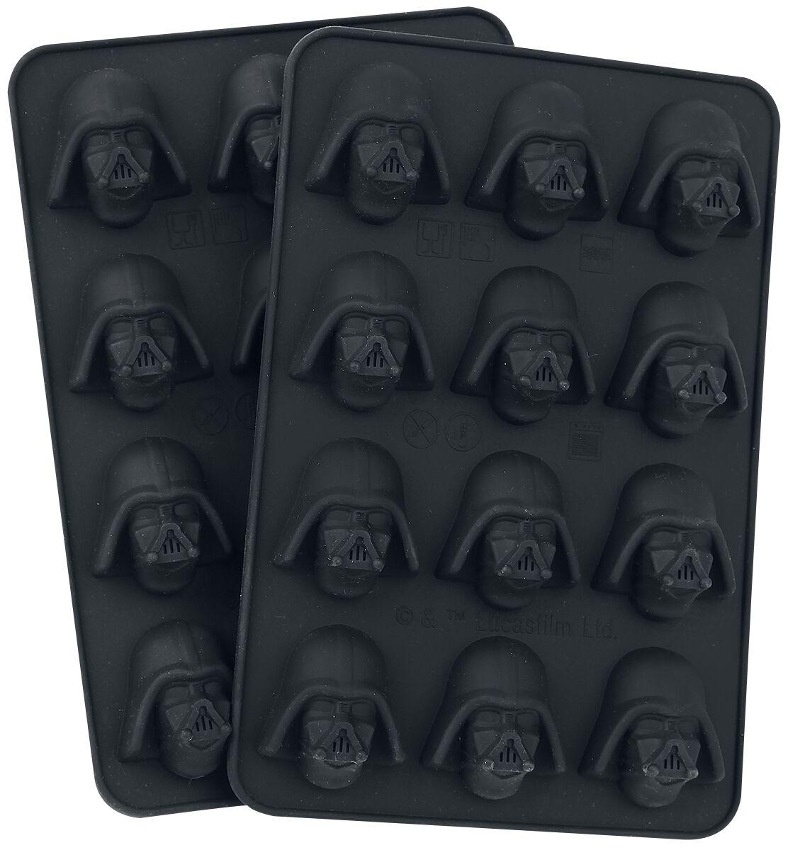 Image of   Star Wars Darth Vader Isterningeform sort