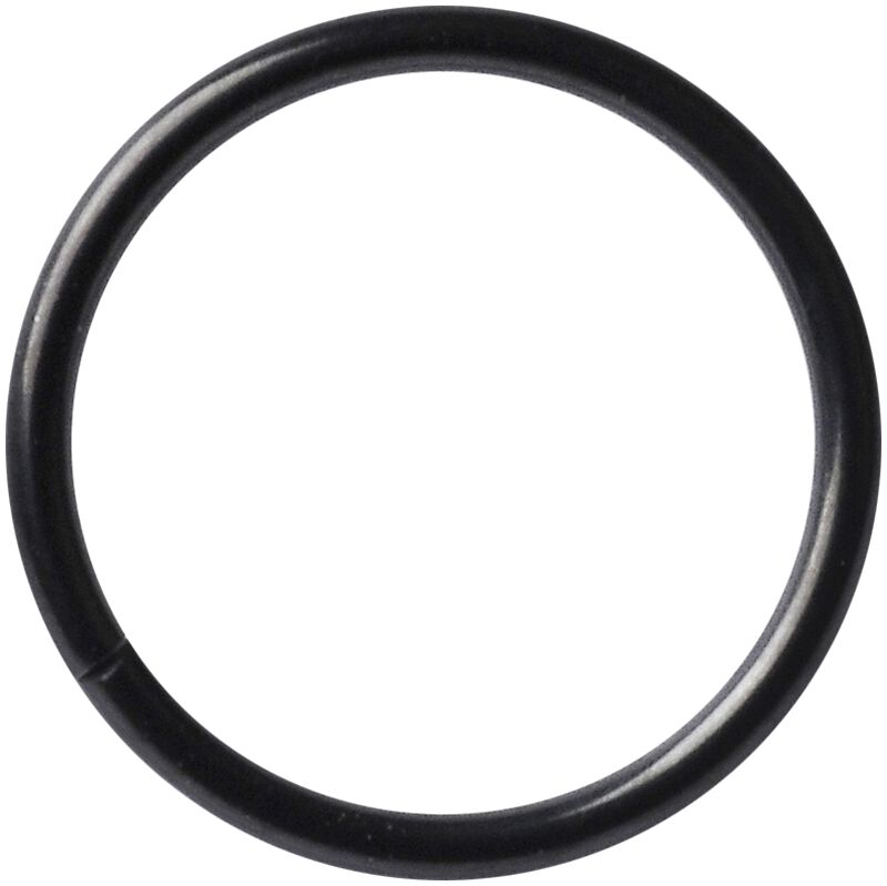 Wildcat Continuous/ Seamless Black Piercing sch...