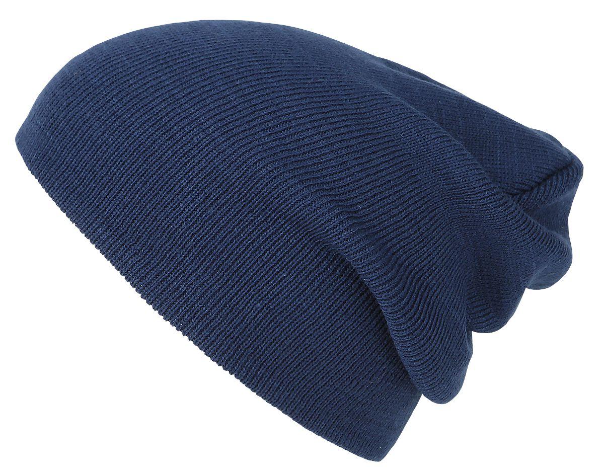 Image of   Urban Classics Beanie Basic Flap Beanie navy