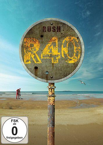 Image of Rush R40 10-DVD Standard