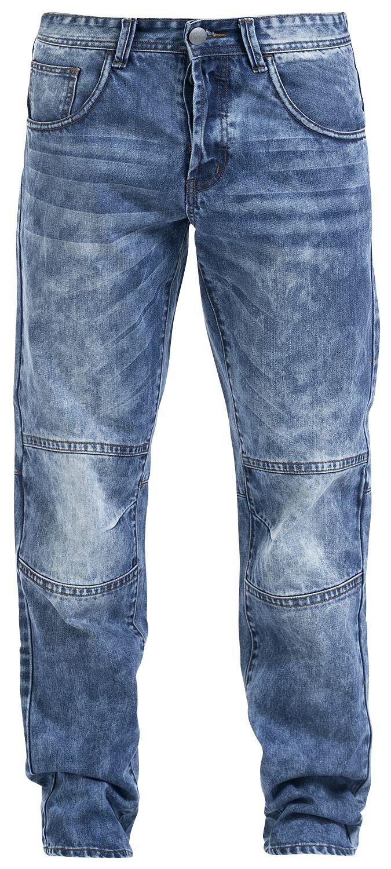 Image of   Forplay Scott Jeans blå